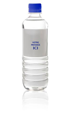 Häufig Étiquette personnalisée pour bouteille d'eau | Aquaterra NS57